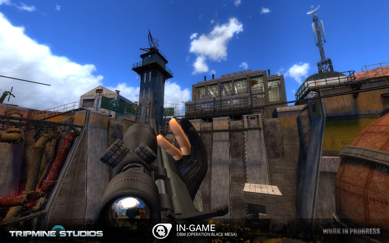 operation black mesa bringing opposing force to source