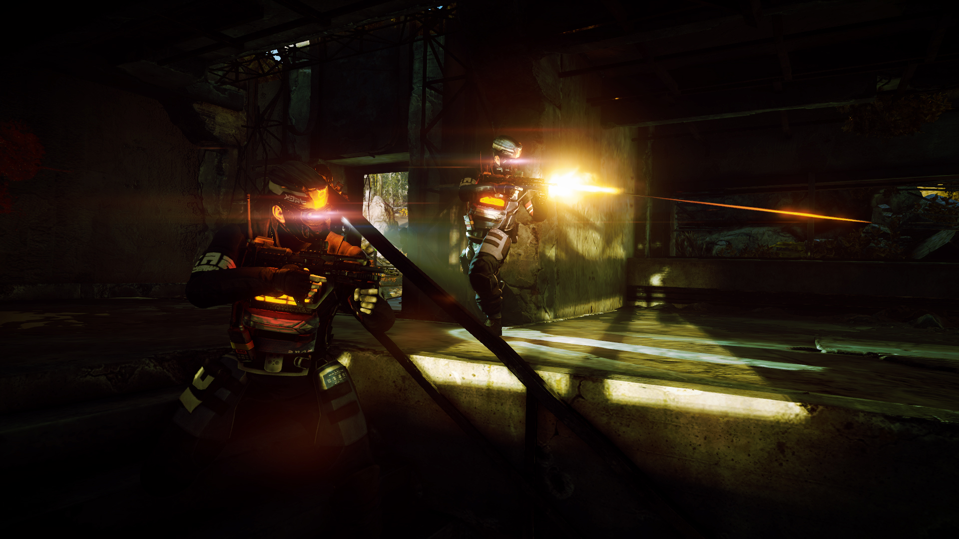Killzone shadow fall will have a 10 hours sp campaign no co op campaign voltagebd Gallery