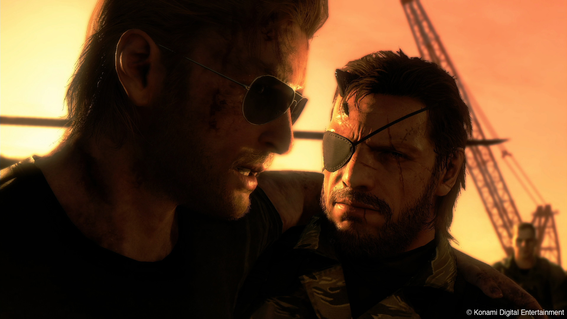 Top 5 Things I Dislike About Metal Gear Solid V Based On What Has Been Revealed So Far A secret weapon we wield, out of sight. metal gear solid v