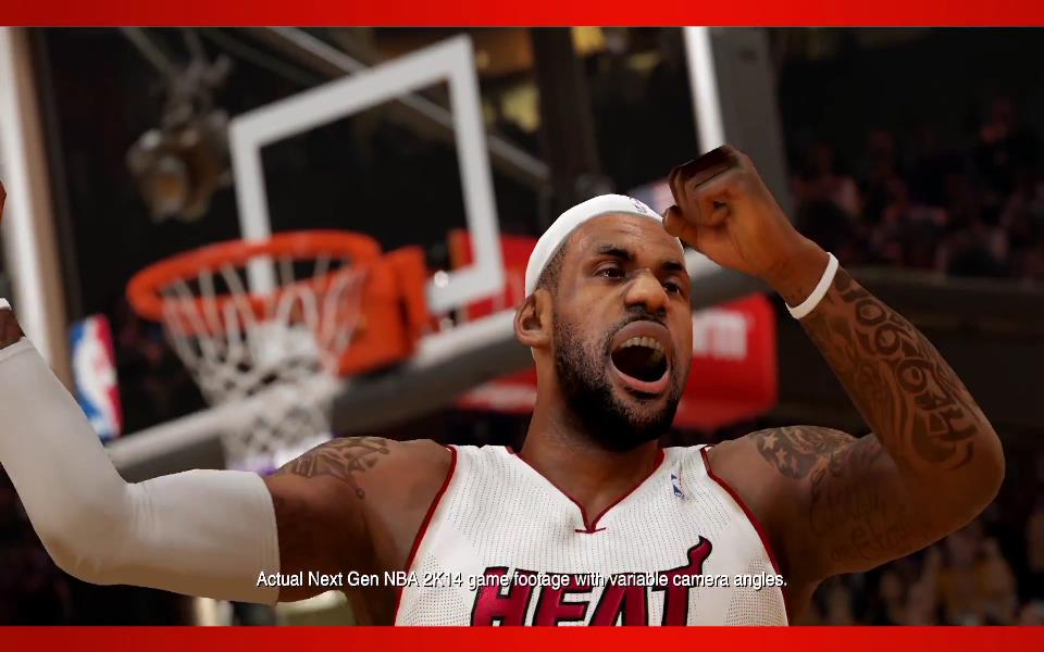 NBA 2K14 TV Spot - YouTube[03-53-10]