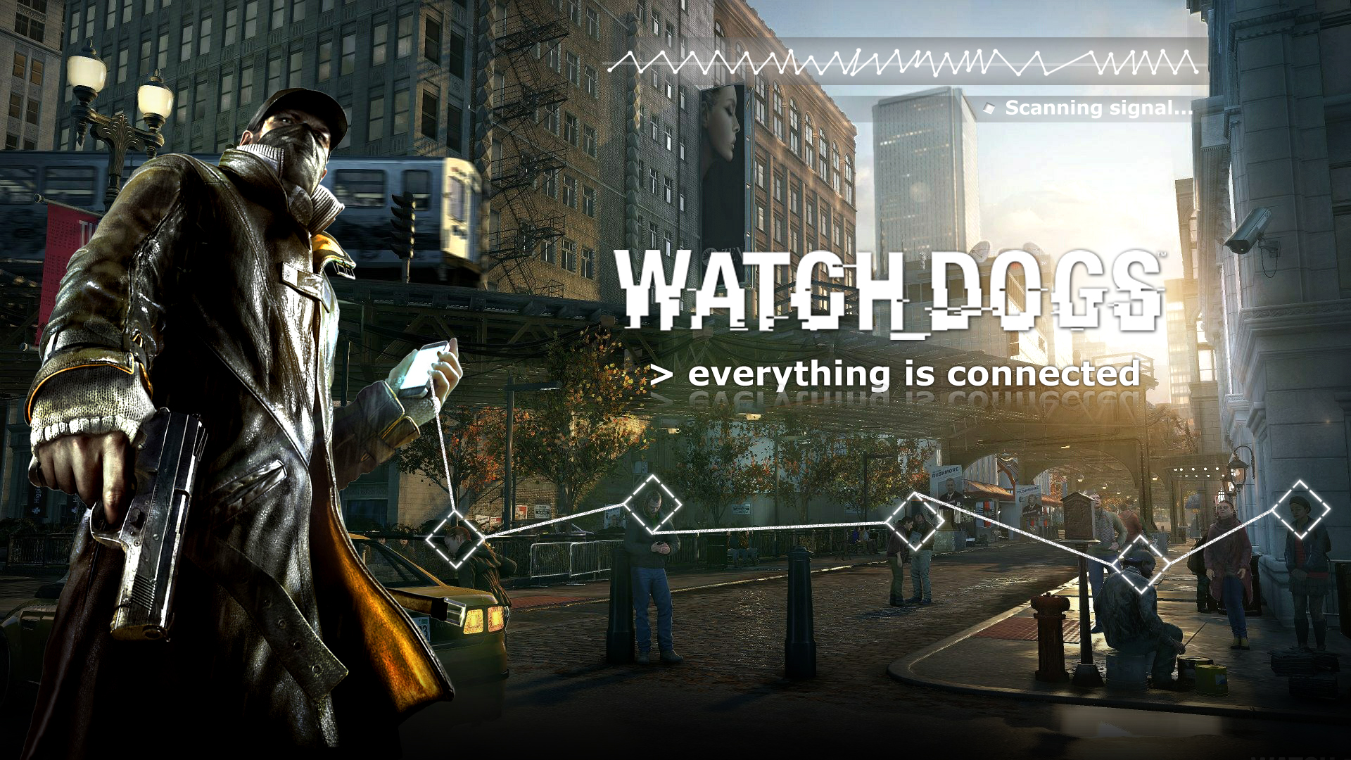 Watch Dogs  Pre Ps