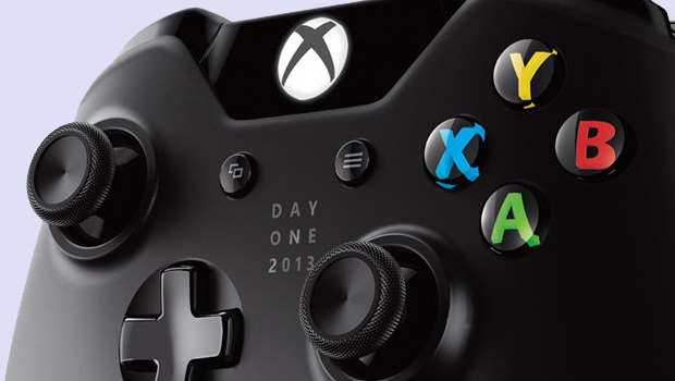 Xbox-One-day-one-controller