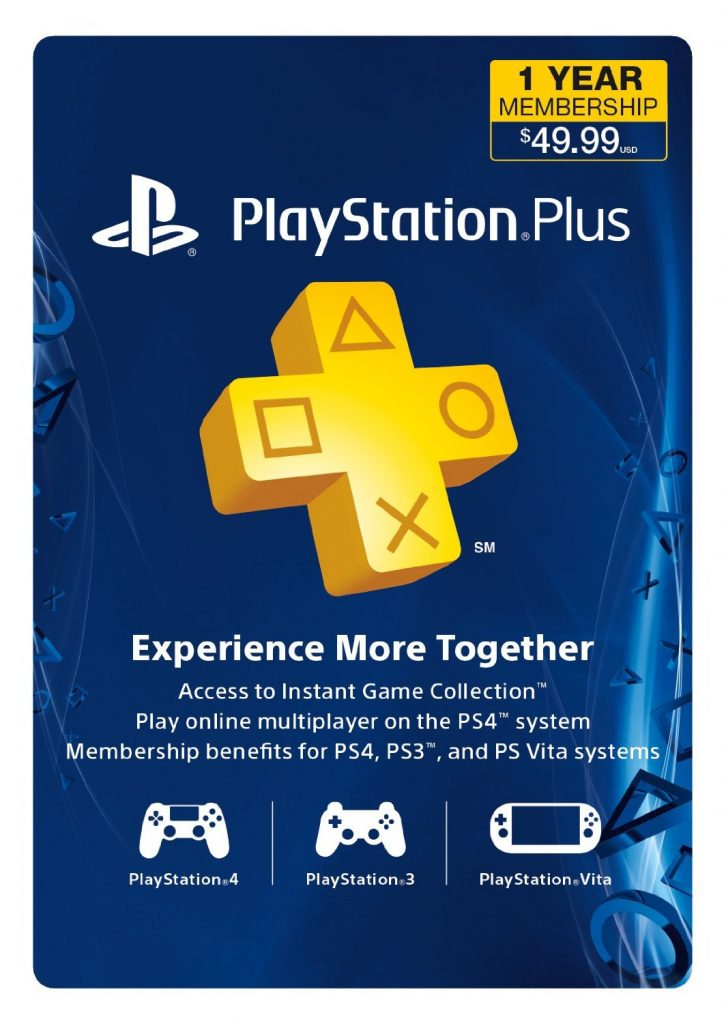 Amazon and GameStop Offering 1-Year PS+ Membership For ...