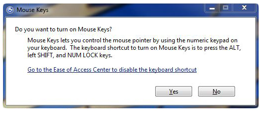 How to transform your keyboard in to a mouse using these simple tricks?