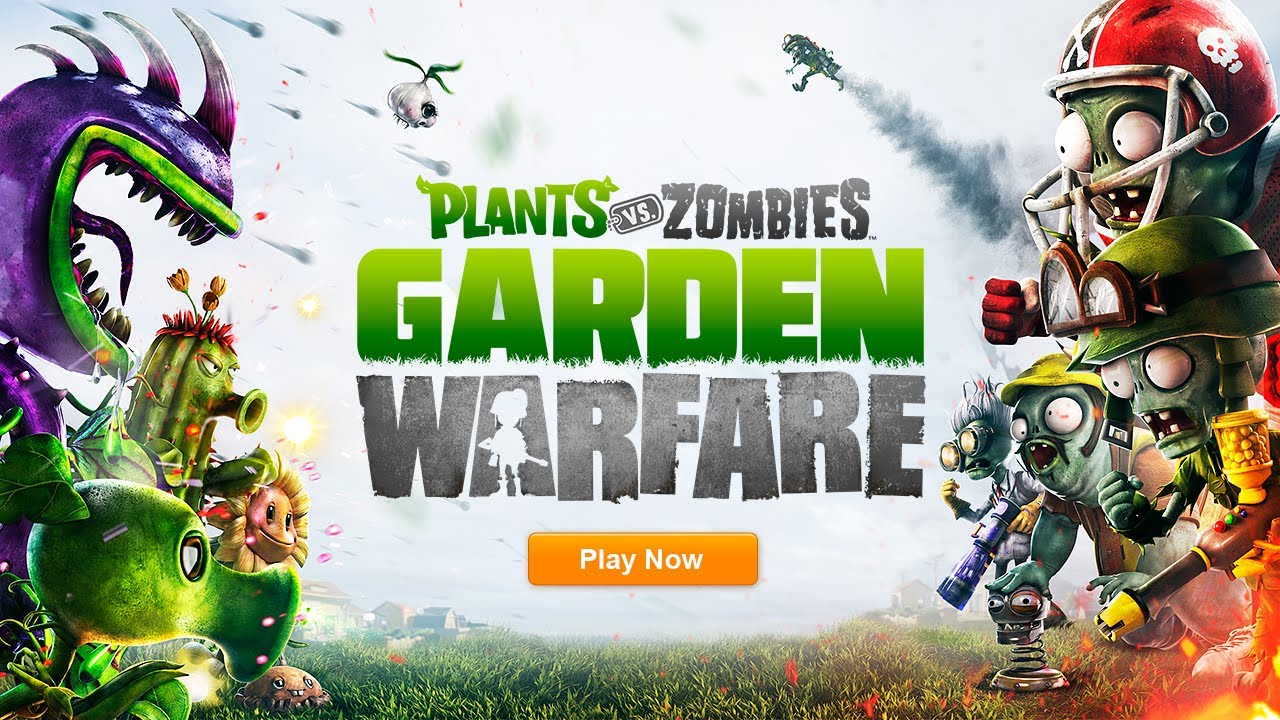 Superb Plants Vs Zombies: Garden Warfare Is  Awesome Ideas