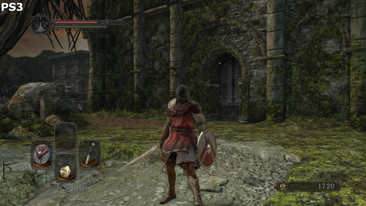 Dark Souls 2 PS3 vs Xbox 360 Direct-Feed Screenshot And Technical ...
