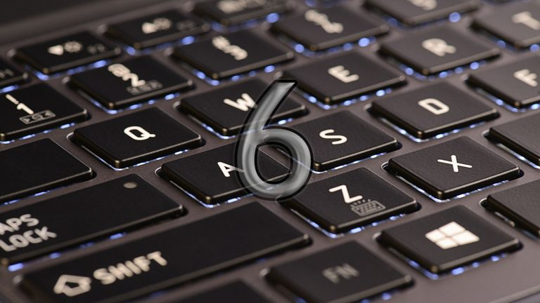 Six things to do when your laptop keyboard stops working