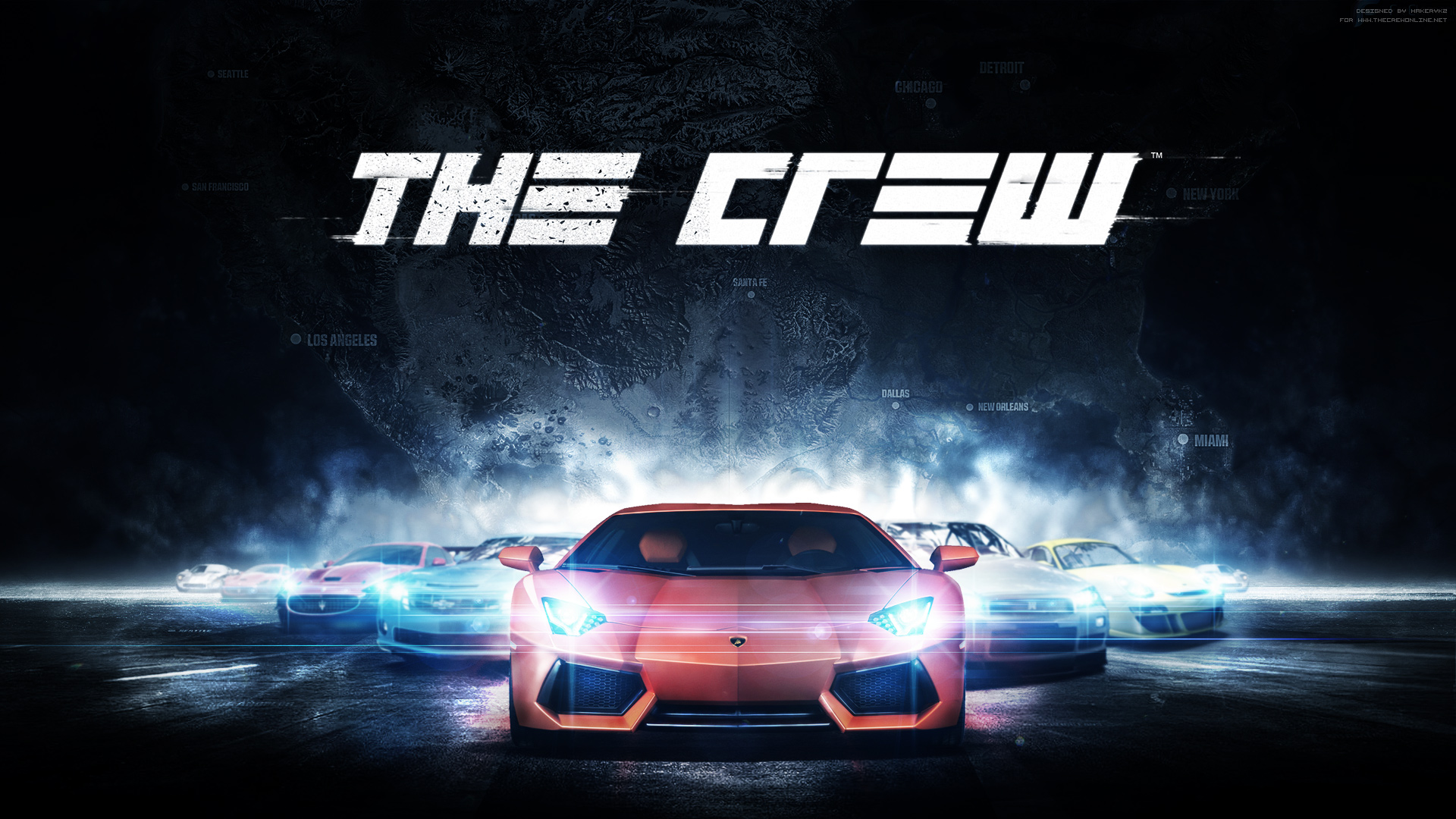 the crew one of the biggest open world games ever. Black Bedroom Furniture Sets. Home Design Ideas