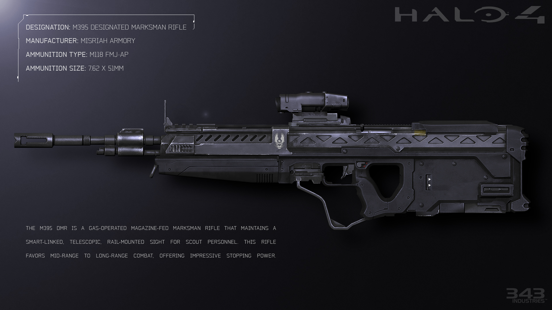 Halo 4 Weapons List