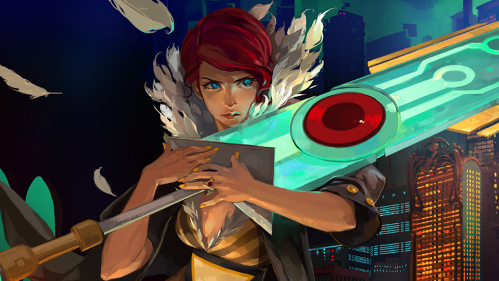Playstation 4 and PC RPG Transistor releasing May 20th