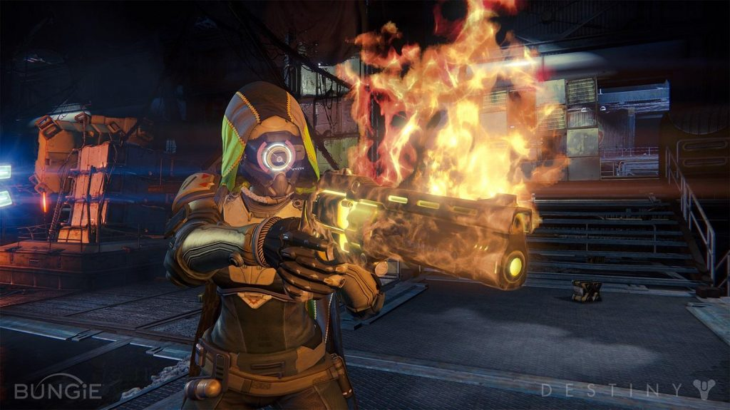 Destiny hunter super golden gun