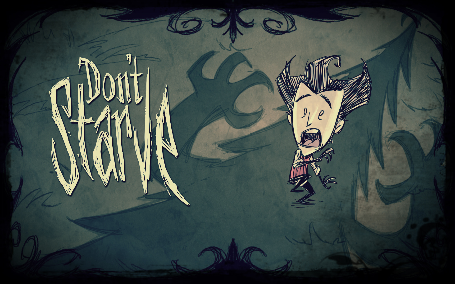 Dont Starve Featured