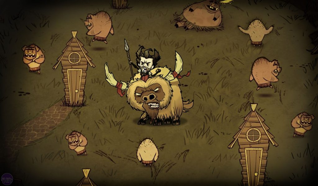 Dont Starve Gameplay 1