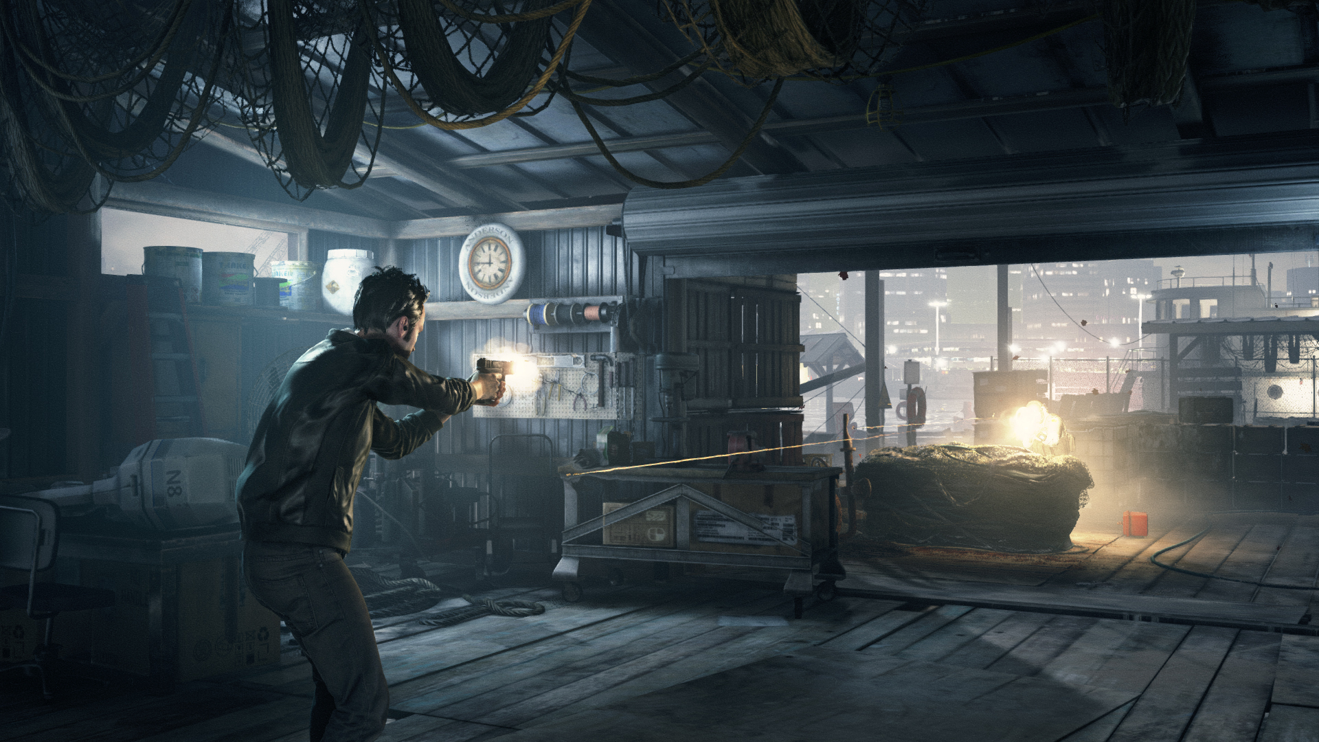 Quantum Break Rated for PC by Brazil Advisory Rating Board