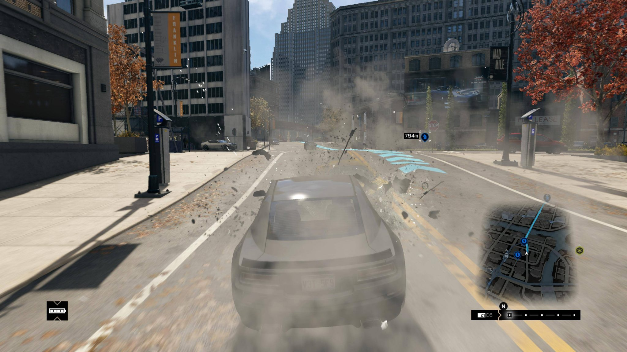 Watch Dogs On PC: CPU Usage Shown; Night-time Screenshots ...