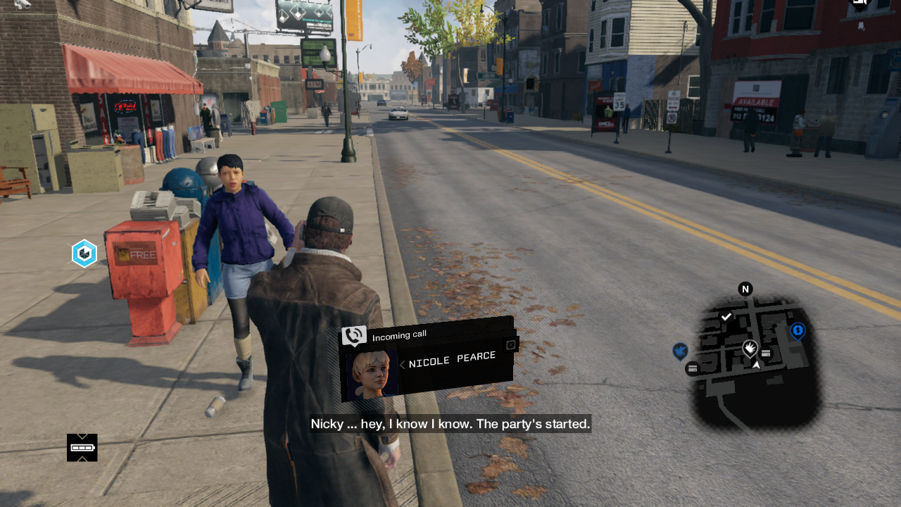 Watch Dogs Ps3 X360 Version Lacks Cockpit View Tons Of