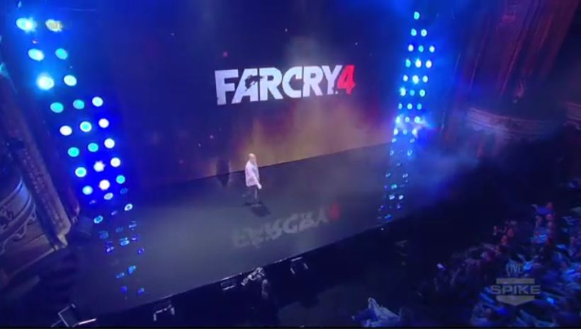 Ubisoft brings in electricity at E3 with first 5 minutes of Far Cry 4 cinematics