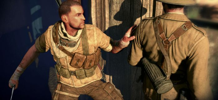 Sniper Elite 3 gives you a chance to blow the Führer's brains out