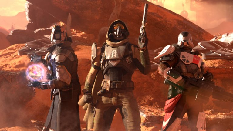 Destiny beta offline for two days
