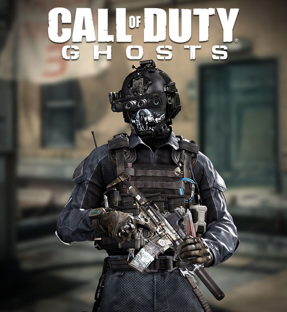 ... Soap Ghostsetc and weapon DLC like the Maverick and The Ripper will be made available for download directly from the in-game store. & New Call of Duty: Ghosts Update Now Available For The PS3 PS4 Xbox ...