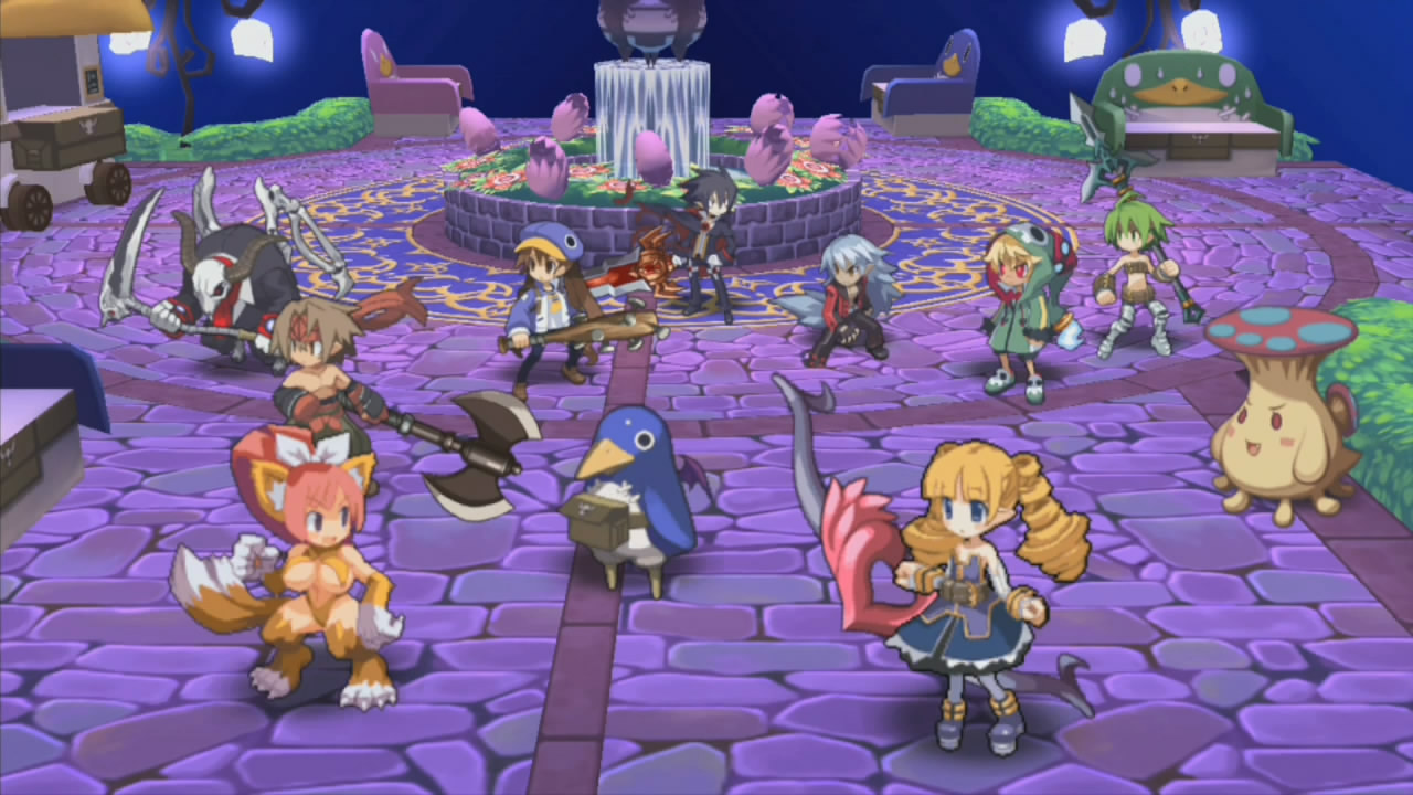 Disgaea-4-Screenshot