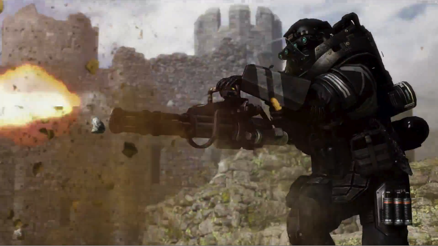 New Call of Duty: Ghosts Game Update Out Now For Xbox One ...