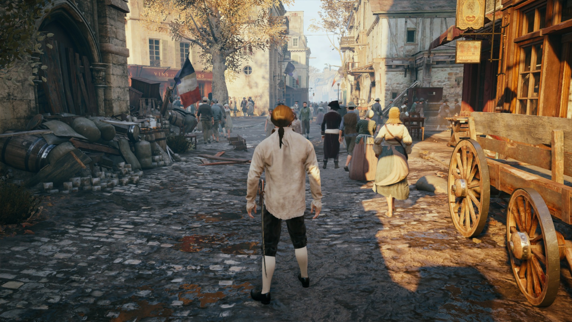 Assassin S Creed Unity Ps4 Version Screenshots Leaked Confirm Sub