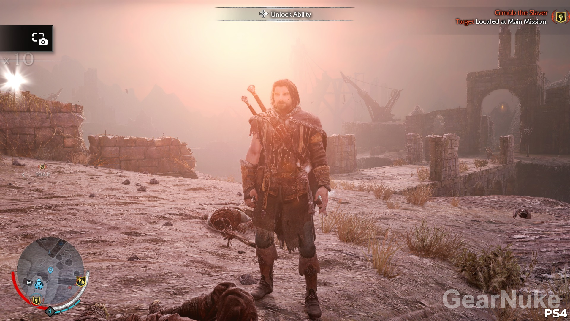 Middle-Earth: Shadow Of Mordor Old vs. New Gen Comparison ...