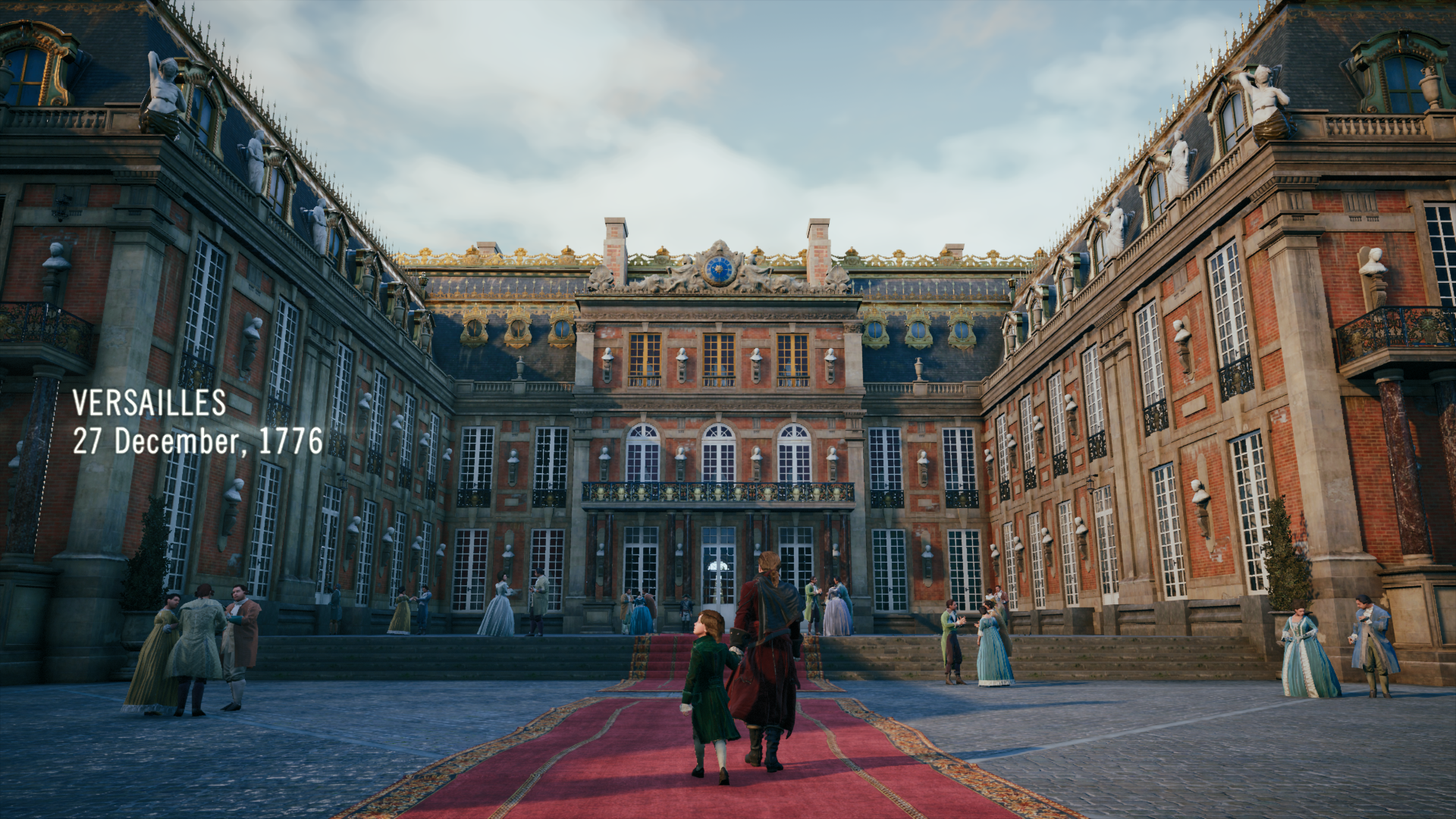 Assassin S Creed Unity Looks Great Running At Max Settings On Pc