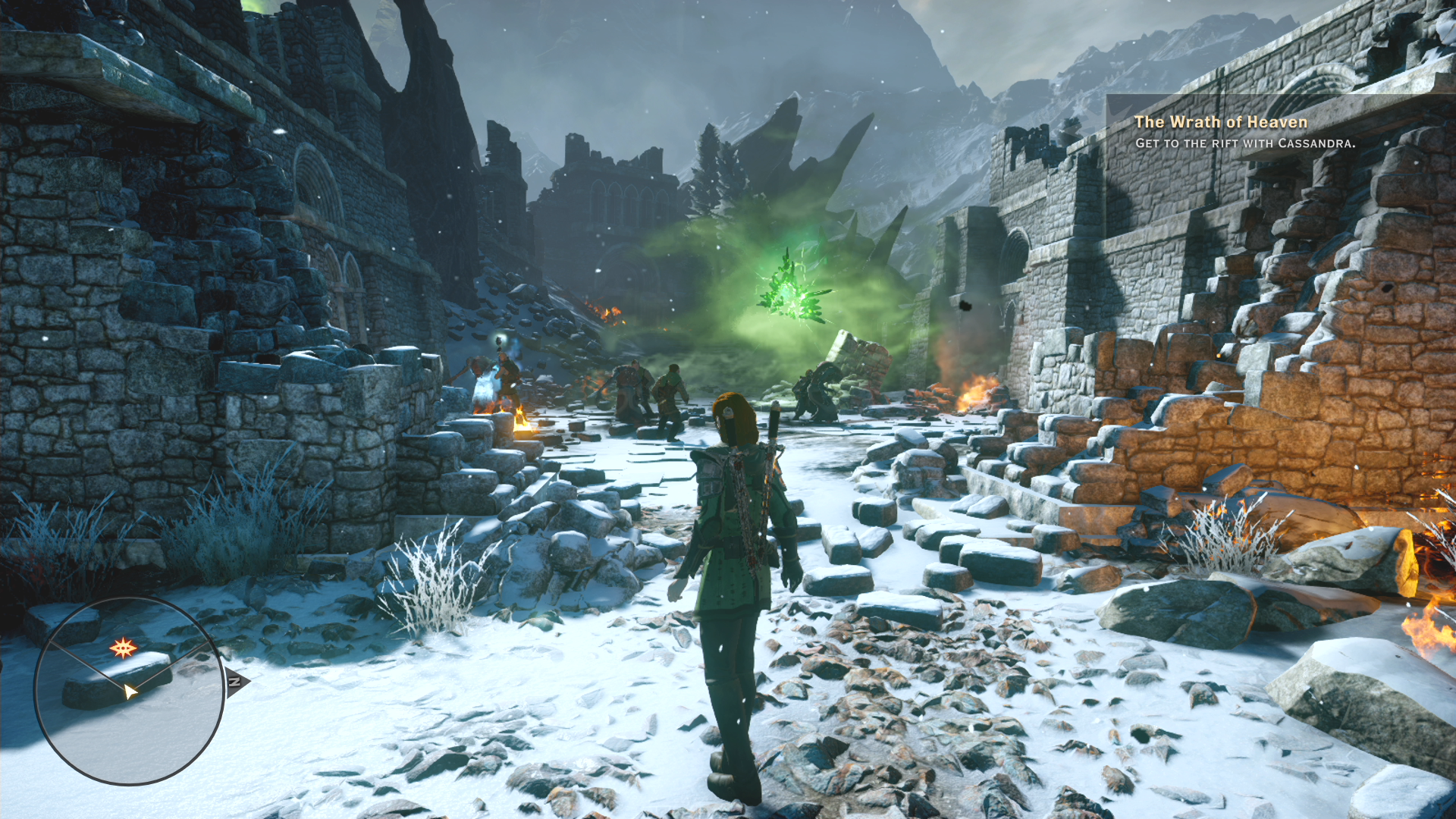 Dragon Age: Inquisition for Xbox One Reviews - Metacritic
