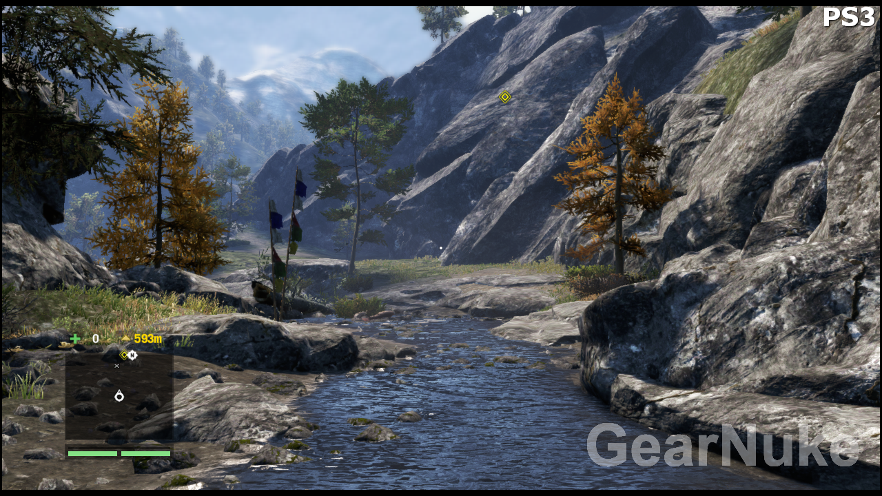 Far Cry 4 Ps3 Vs Ps4 Vs Pc Ultra Image Comparison Shows A Solid