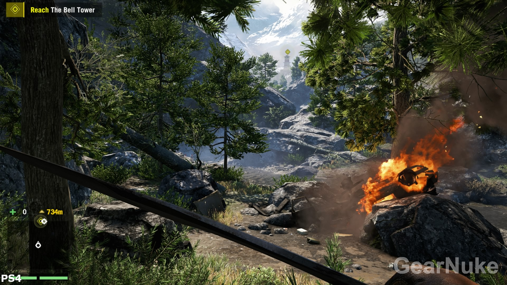 Far Cry 4 Ps3 Vs Ps4 Vs Pc Ultra Image Comparison Shows A Solid Effort On All Platforms