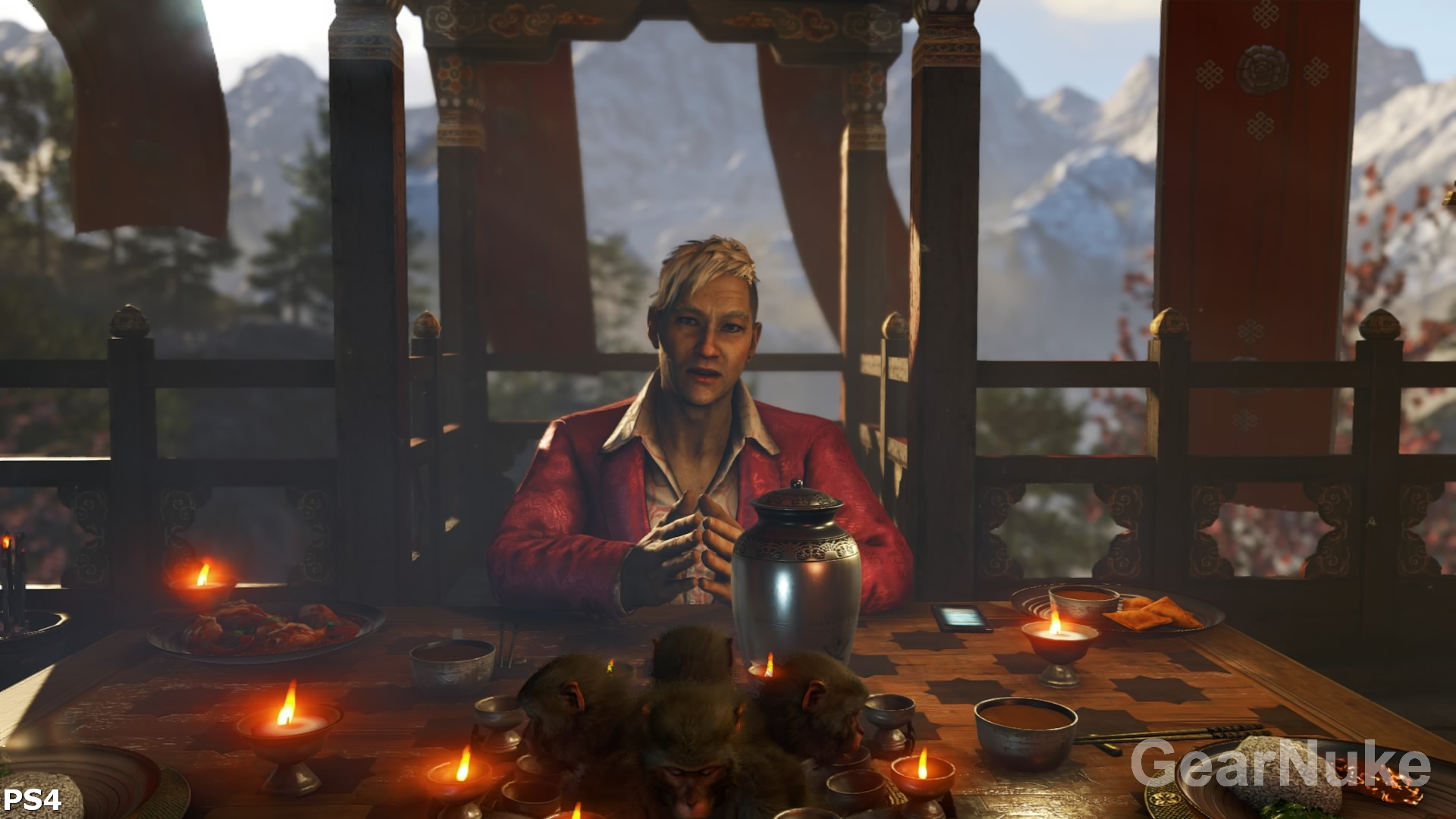 far cry 4 ps3 vs ps4 vs pc ultra image comparison shows. Black Bedroom Furniture Sets. Home Design Ideas