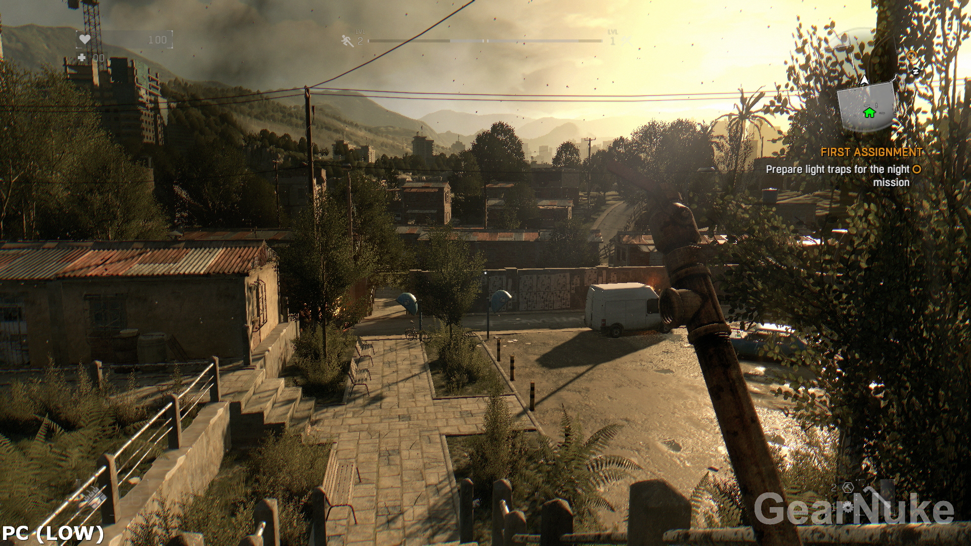 Be the zombie matchmaking dying light