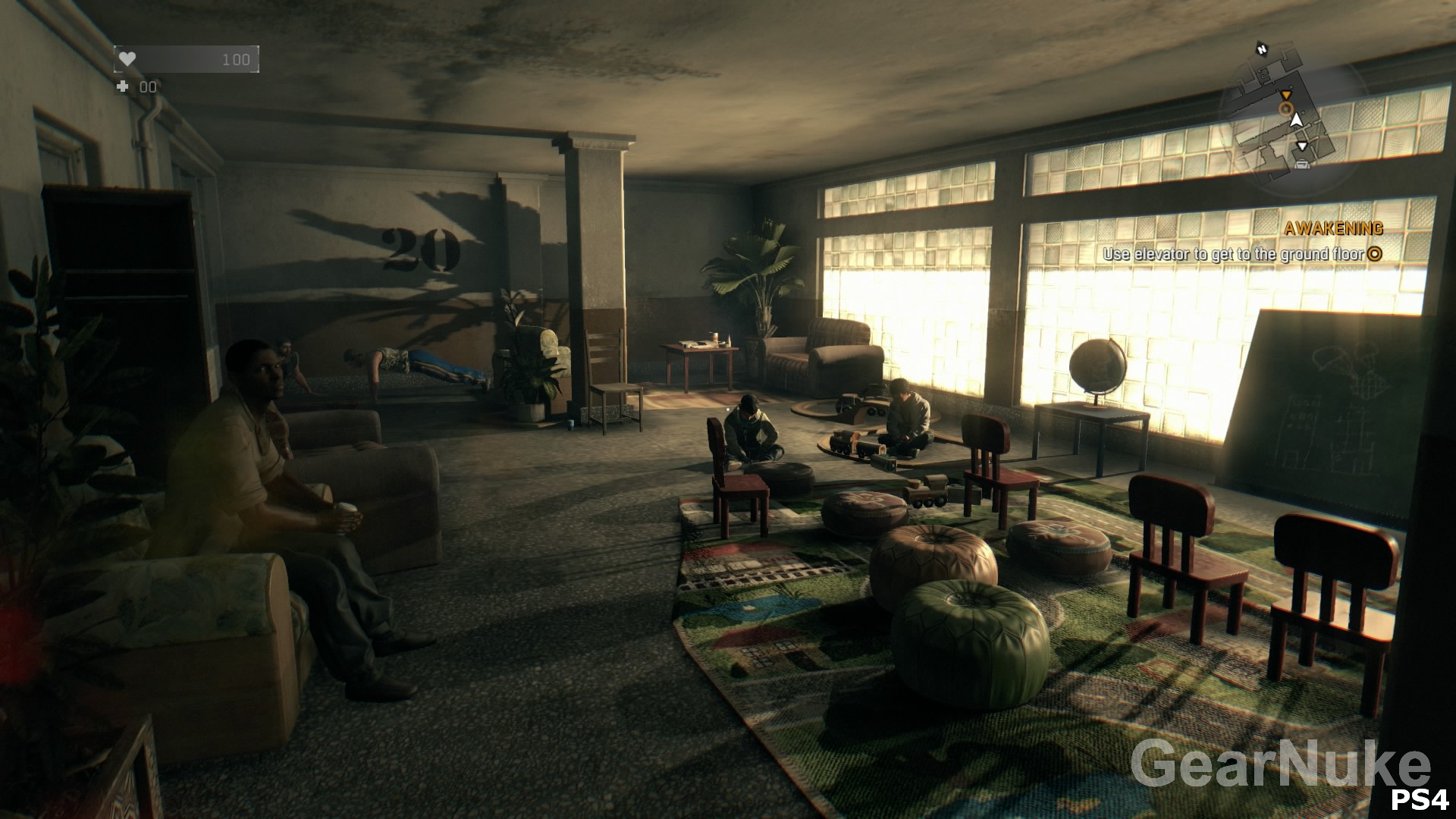 Dying Light PC HighLow vs PS4 Screenshot parison PS4 Holds