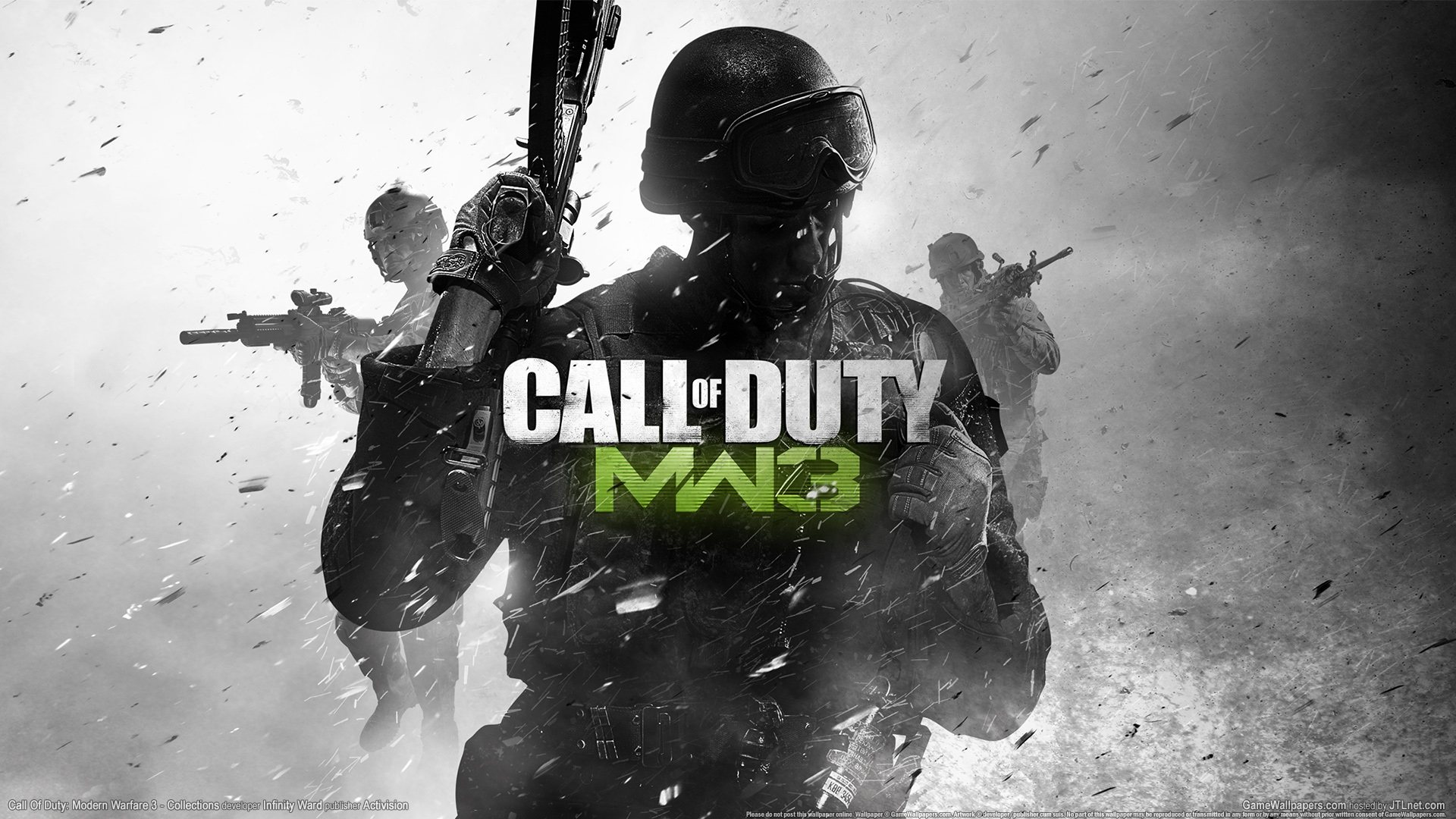 Ranking the call of dutys - Mw3 wallpaper ...