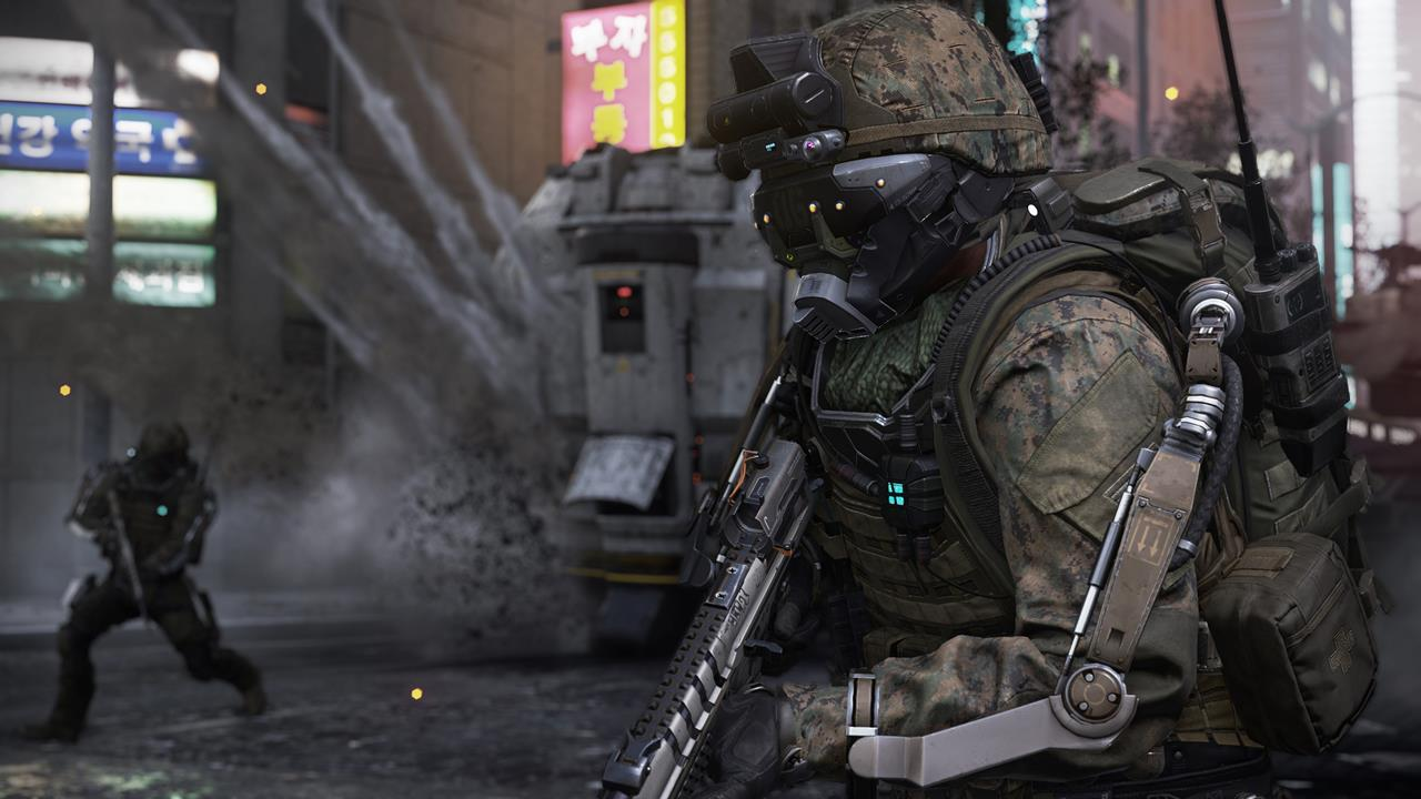 Call of Duty Advanced Warfare 3-11-15 Update out now for PS4 & PS3