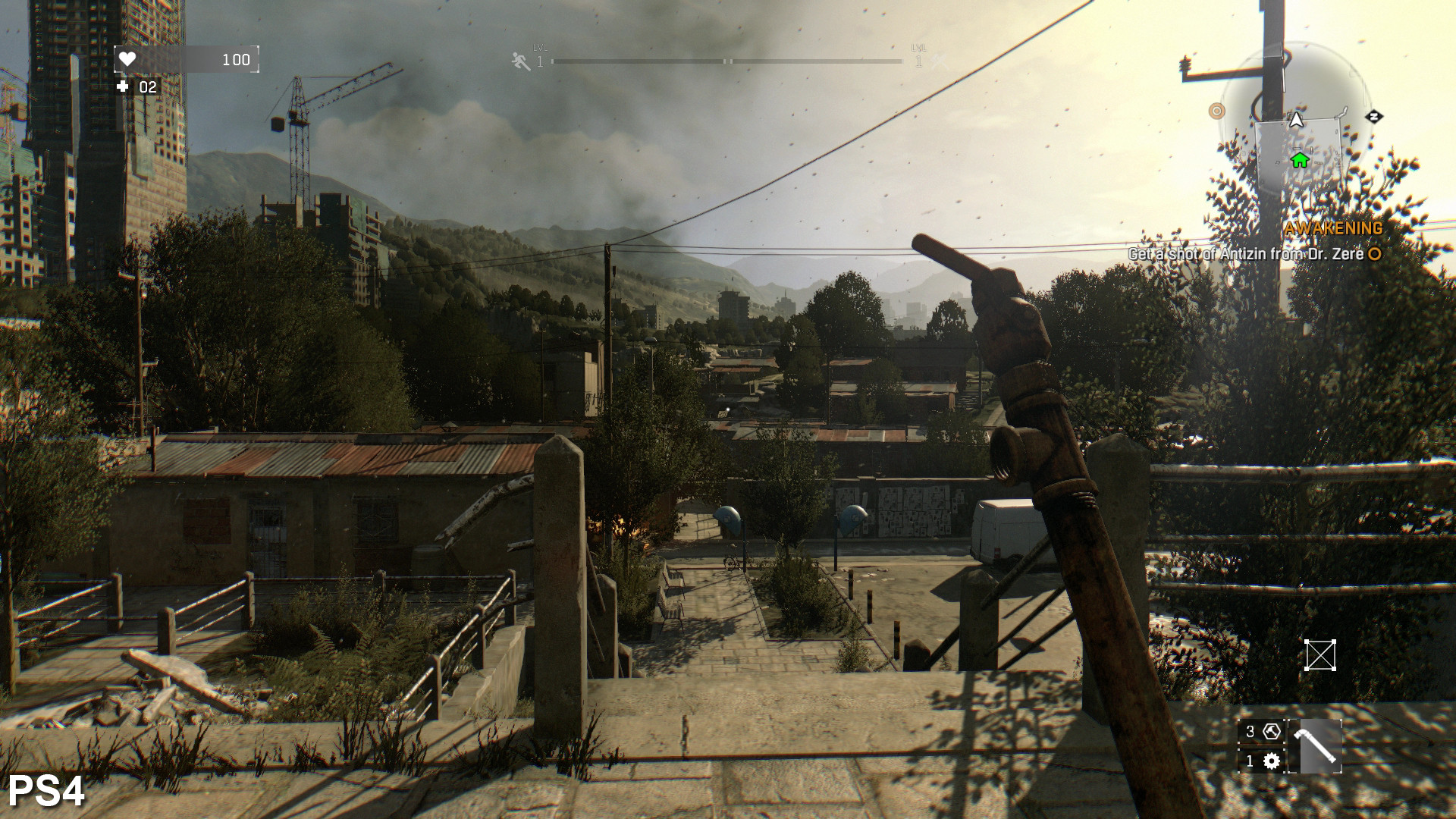 Dying Light Graphics Improved In Latest Update The PS4