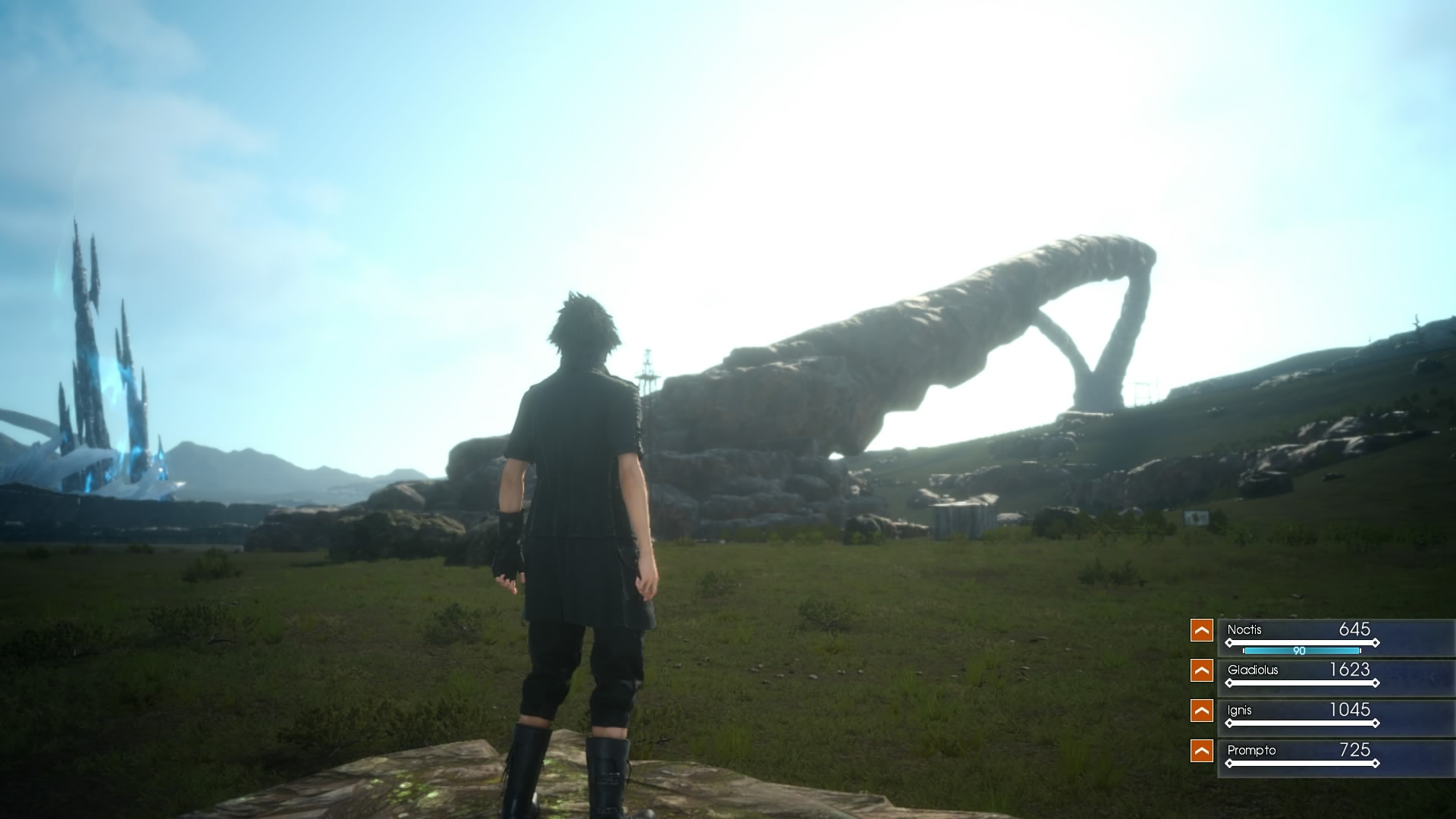 Final fantasy xv how to level up prompto 39 s photography skill for Final fantasy 15 fishing guide