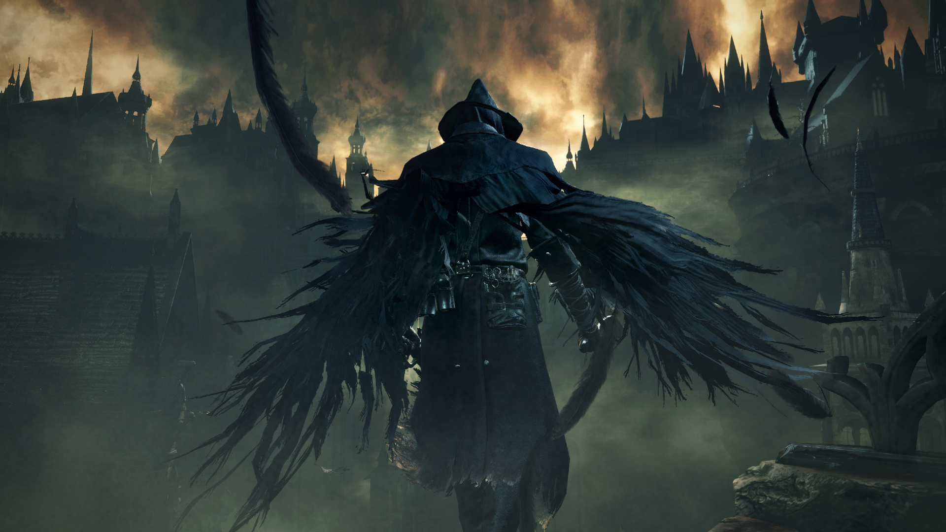 Bloodborne: The Old Hunters New Weapons, Areas And Length Detailed; No  Plans For Further DLC
