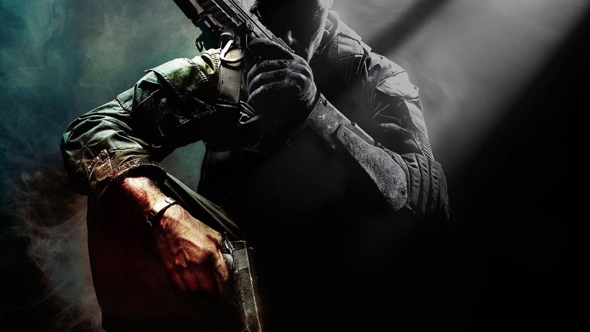 Pubg Wallpaper Black: Treyarch's Call Of Duty 2015 Teases Continue In Black Ops 2