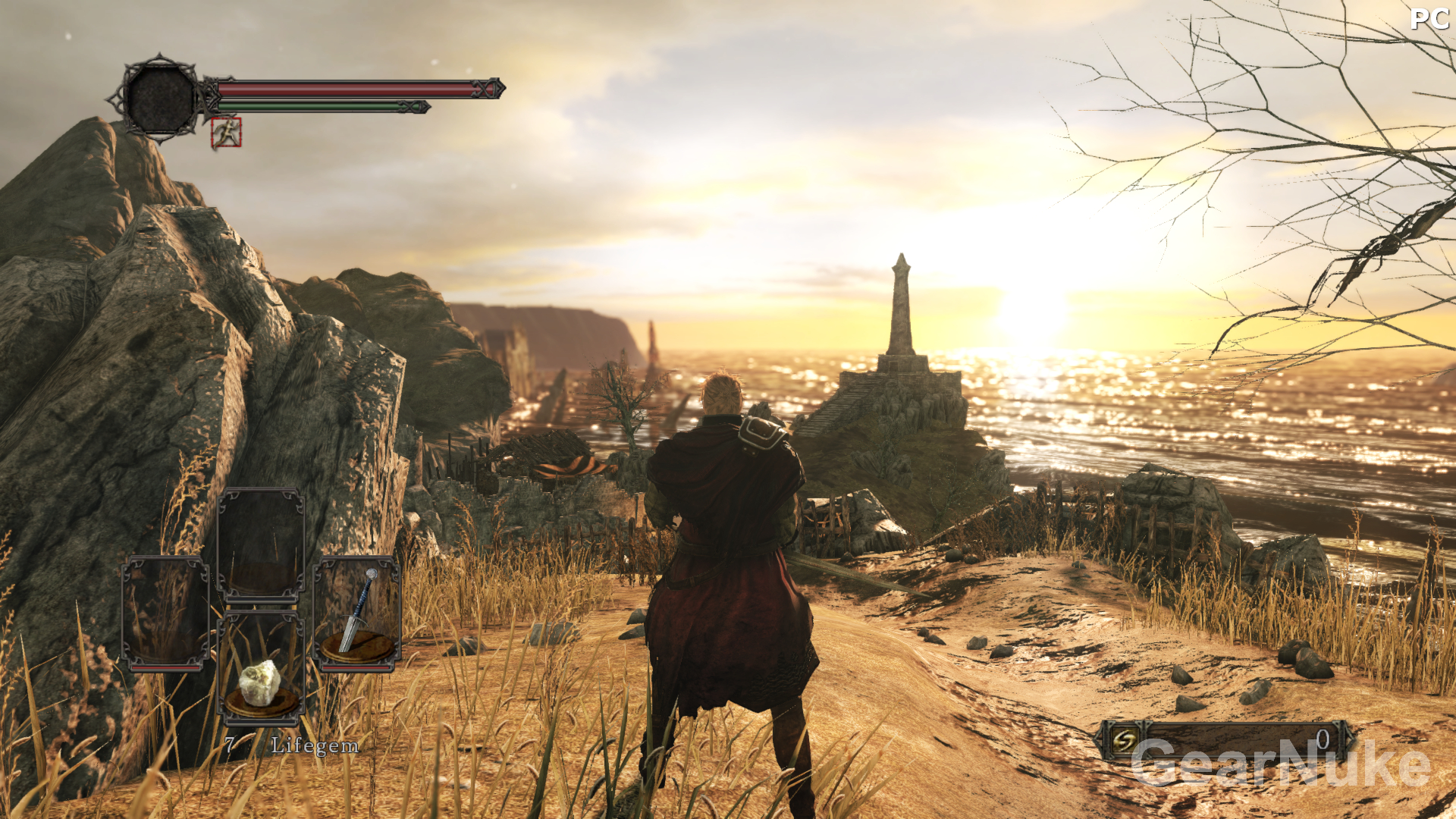 Pics photos dark souls 2 pc graphics potentially compared to ps3 and