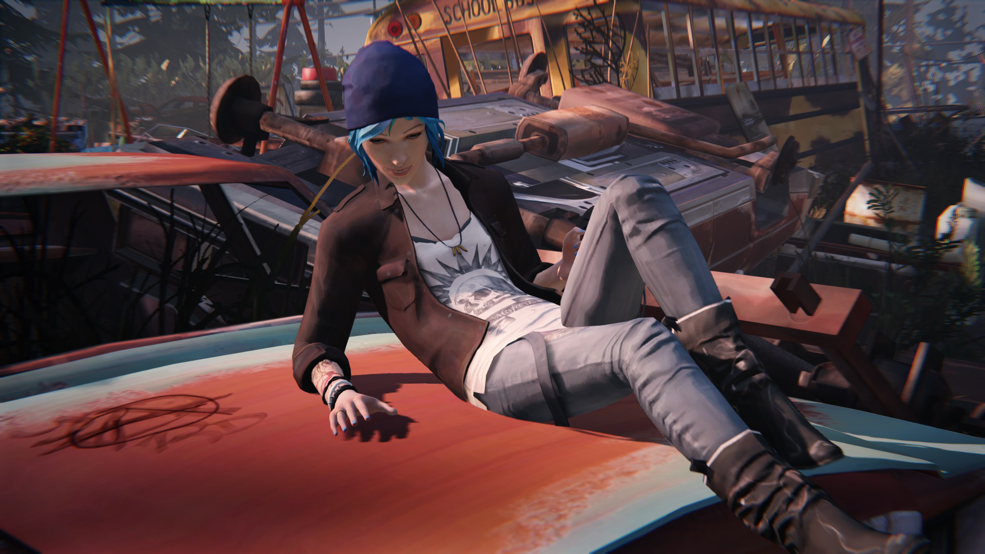 Life Is Strange 2 Wallpaper: Life Is Strange Episode 2: Out Of Time Review (Xbox One