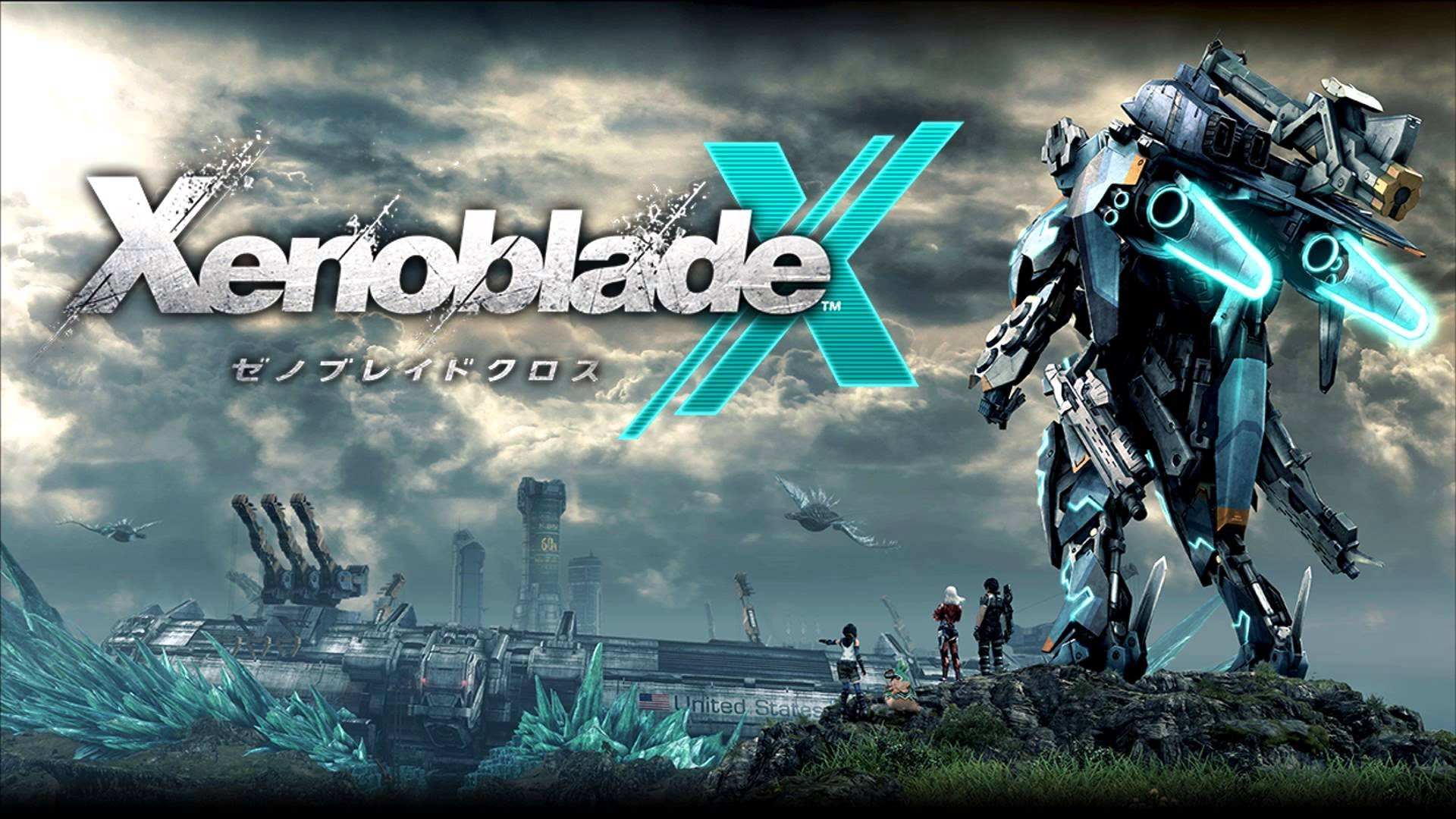 Xenoblade Chronicles X Open World Bigger Than Skyrim Fallout 4 Witcher 3 Combined