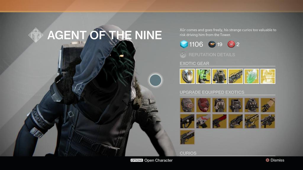 xur-nine-week-32