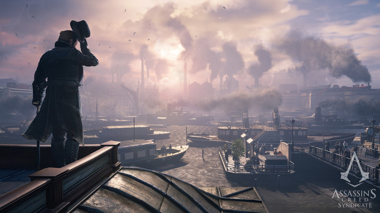 Assassin S Creed Syndicate Info Gameplay Details Release Date