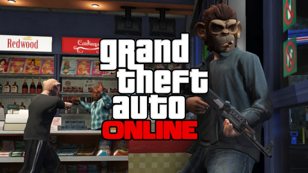 Grand Theft Auto: The Official Site