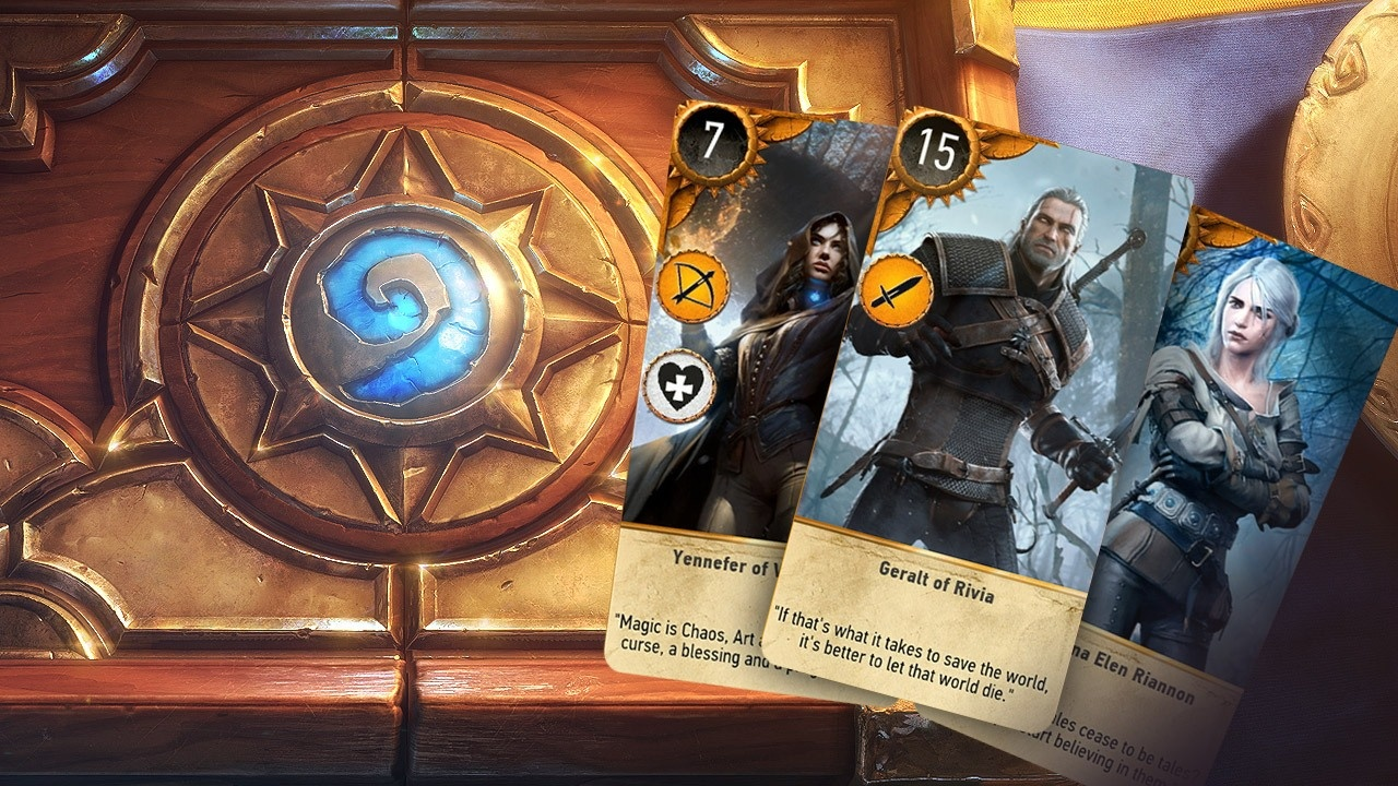 The witcher 3 how to get all gwent cards - Ciri gwent card witcher 3 ...
