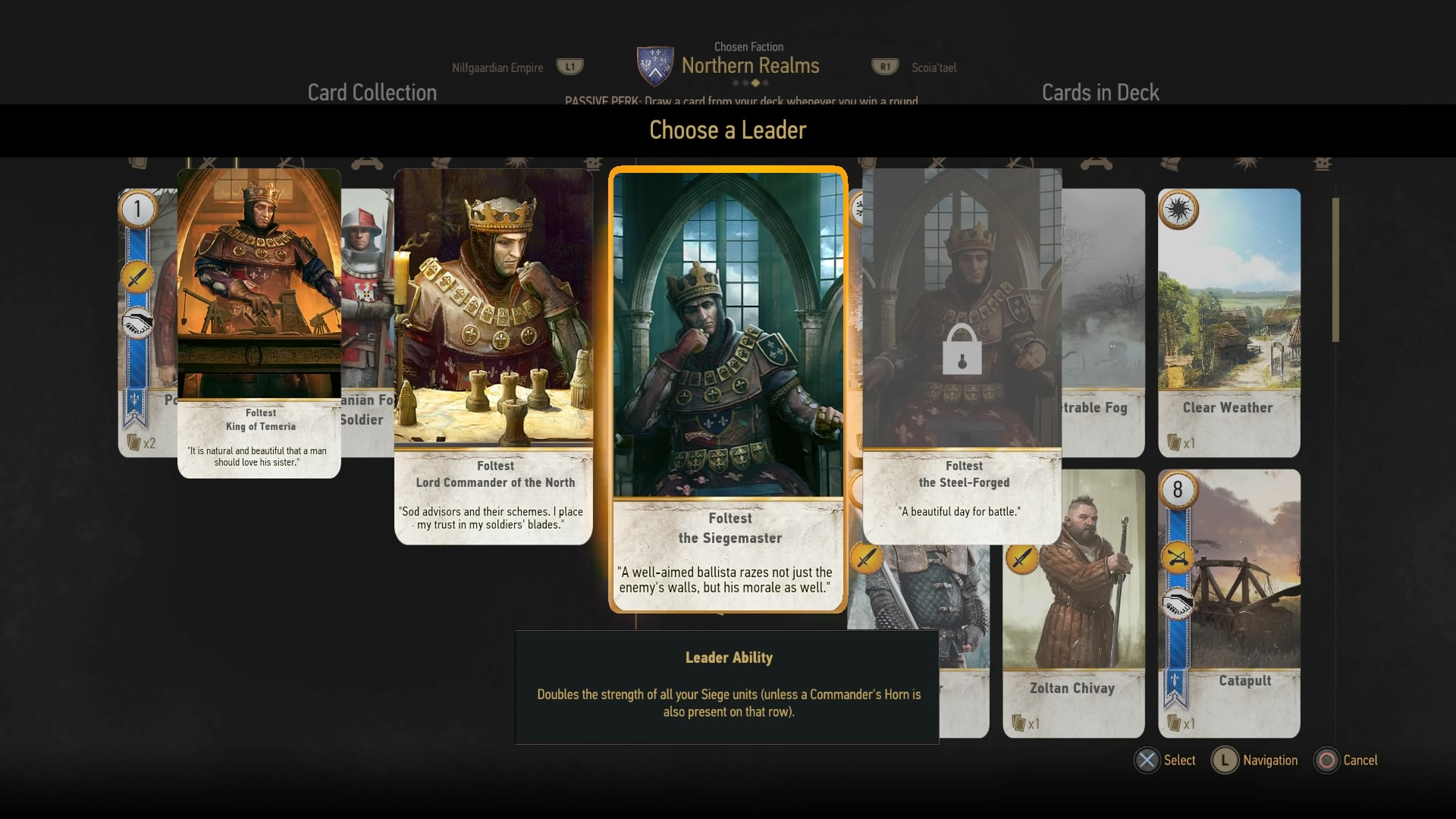 Gwent card locations the witcher 3 - Gwent3