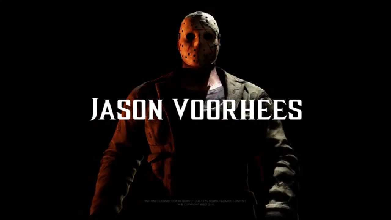 Mortal Kombat X Jason Voorhees Fatality Brutality And Special